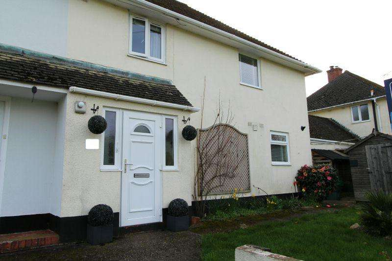 3 Bedrooms Terraced House for sale in Sidford