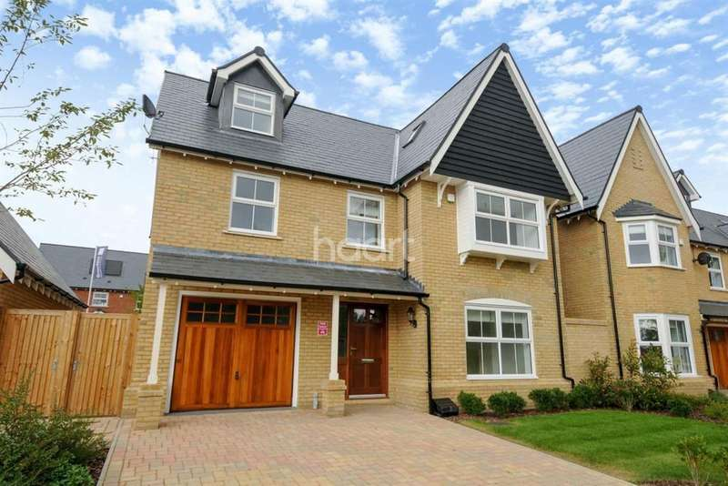 6 Bedrooms Detached House for sale in Aylesford, Way, Stapleford