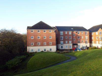 2 Bedrooms Flat for sale in Stonemere Drive, Radcliffe, Manchester, Greater Manchester