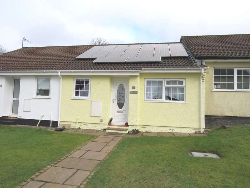 2 Bedrooms Terraced Bungalow for sale in Murton Court, Arlecdon, Cumbria