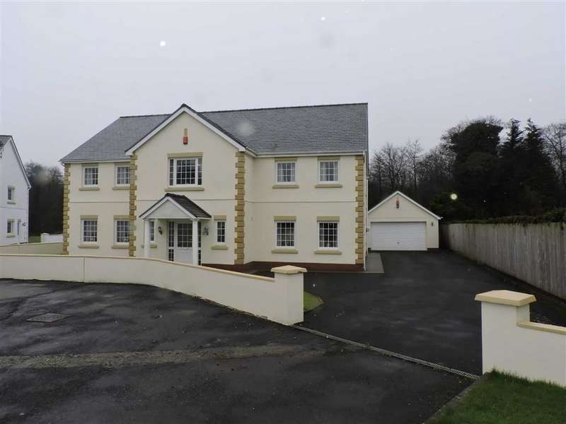 5 Bedrooms Property for sale in Gorswen, Carmarthen Road, Cross Hands