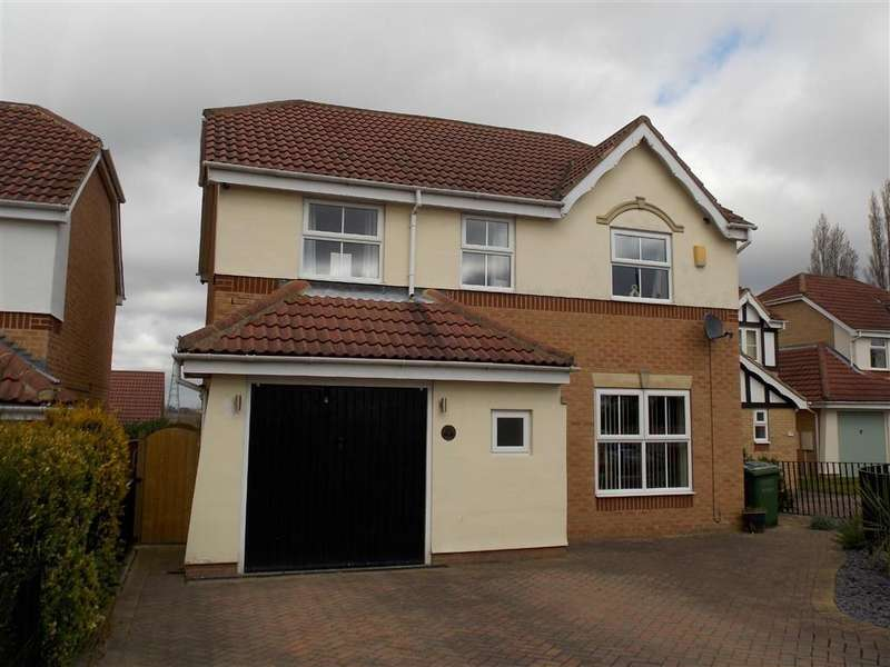 4 Bedrooms Detached House for sale in Mill Croft Rise, Lofthouse, WAKEFIELD, WF3