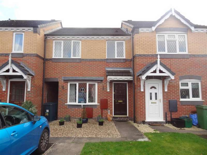 3 Bedrooms Terraced House for sale in Thornton Road, Shrewsbury