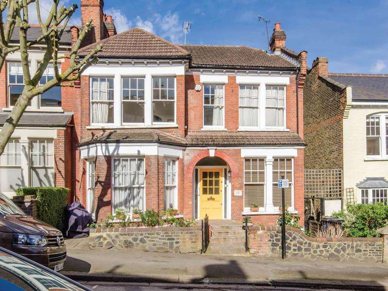 5 Bedrooms End Of Terrace House for sale in Woodland Rise, N10