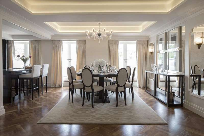 3 Bedrooms Penthouse Flat for sale in Eaton Square, London, SW1W