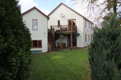 4 Bedrooms Detached House for sale in Luxulyan, Bodmin, Cornwall