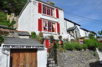 1 Bedroom Semi Detached House for sale in Polperro, Looe, Cornwall