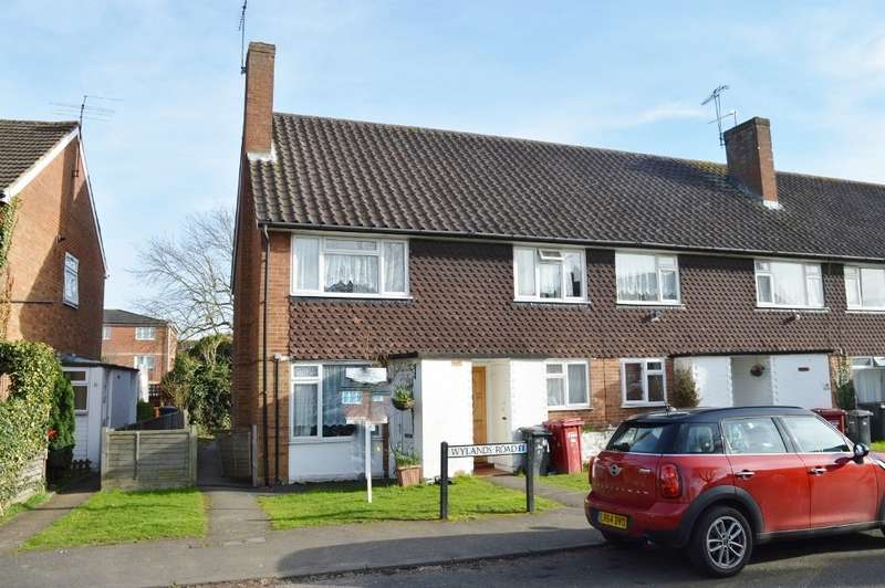 2 Bedrooms Maisonette Flat for sale in Wylands Road, Langley, SL3