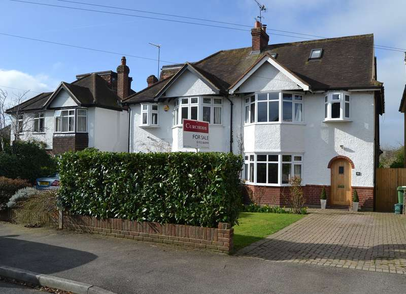 4 Bedrooms Semi Detached House for sale in Cobham