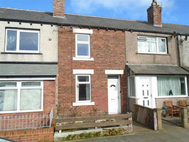 2 Bedrooms Terraced House for sale in Waver Street, Silloth, Cumbria