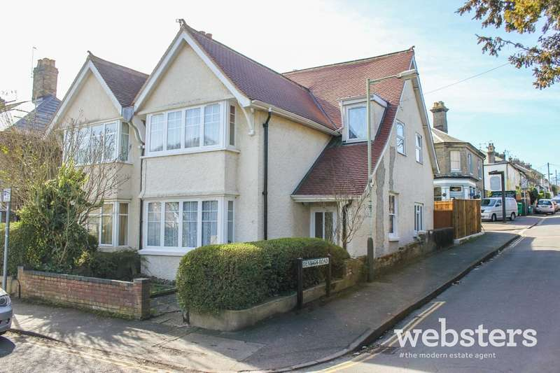 4 Bedrooms Semi Detached House for sale in Park Lane, Norwich