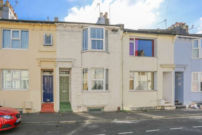 3 Bedrooms Terraced House for sale in Park Crescent Road, Brighton