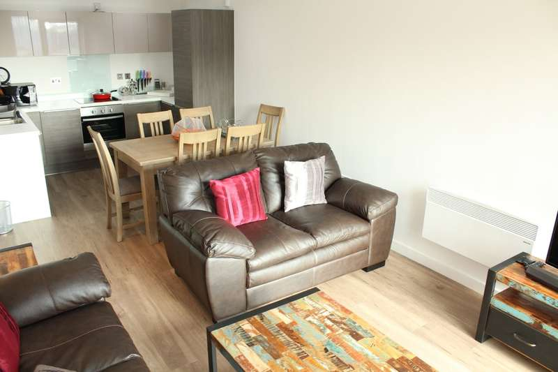 2 Bedrooms Flat for rent in Nuovo Apartments, 59 Great Ancoats Street, Ancoats