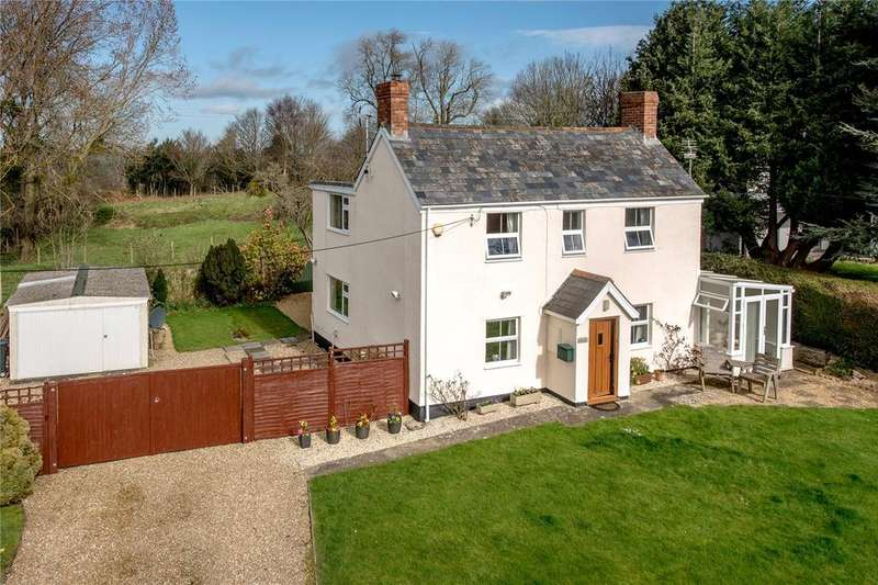 4 Bedrooms Detached House for sale in Windmill Hill, Ashill, Ilminster, Somerset