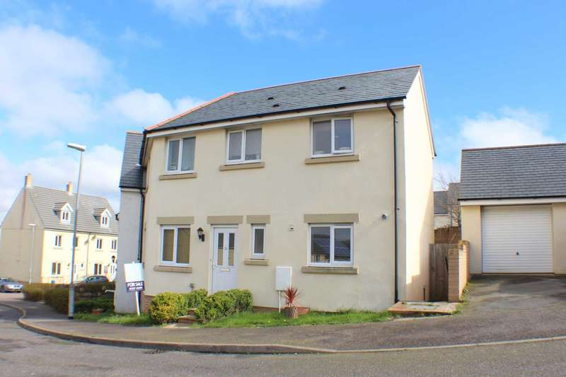 3 Bedrooms End Of Terrace House for sale in Fillablack Road, Bideford