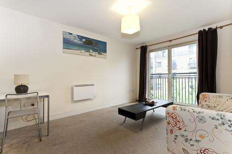 1 Bedroom Flat for sale in Capulet Square, London E3