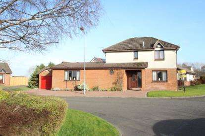 4 Bedrooms Detached House for sale in Golf Gardens, Larkhall