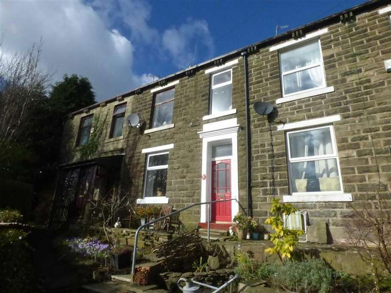 2 Bedrooms Terraced House for sale in Stoney Hill, Stacksteads, Bacup, Lancashire, OL13