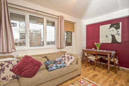 1 Bedroom Flat for sale in Threadgold House, Dovercourt Estate, London, .