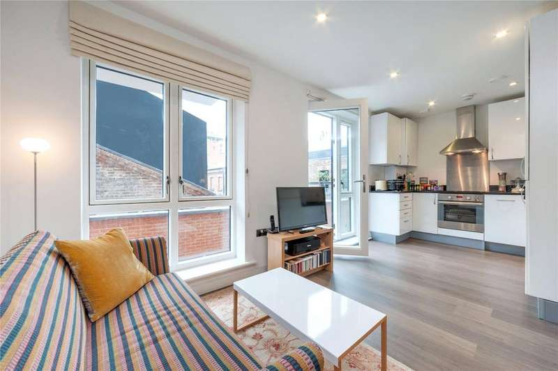 1 Bedroom Flat for sale in St Pancras Way, London