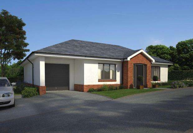 2 Bedrooms Detached Bungalow for sale in West Clyst, Exeter, Devon