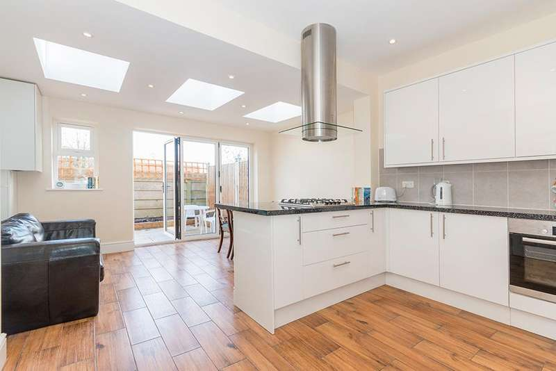 3 Bedrooms House for sale in Leyton Road, South Wimbledon, SW19