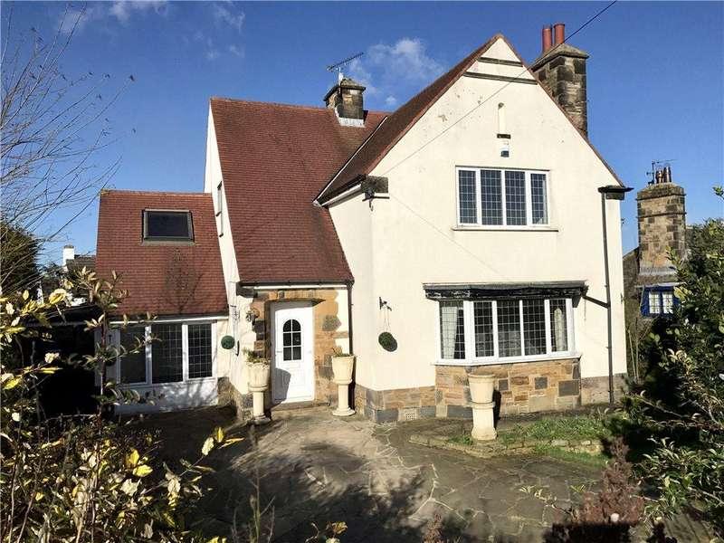 3 Bedrooms Detached House for sale in Hawksworth Lane, Guiseley, Leeds, West Yorkshire