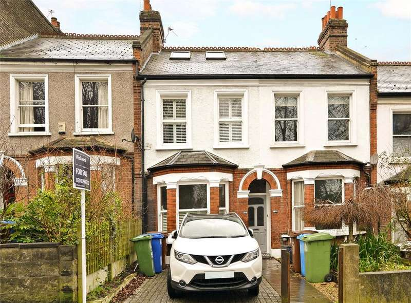 3 Bedrooms Terraced House for sale in Underhill Road, East Dulwich, London, SE22