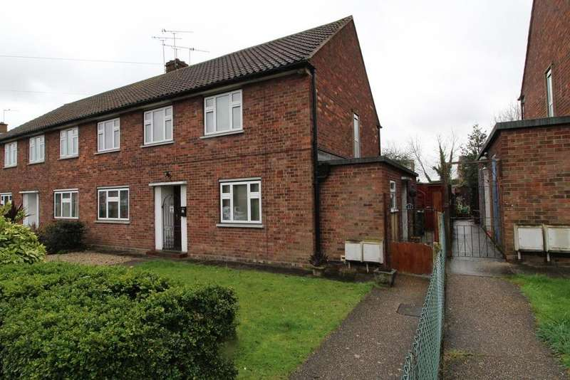 2 Bedrooms Maisonette Flat for sale in Brunswick Avenue, Cranham, Upminster, Essex, RM14 1NA