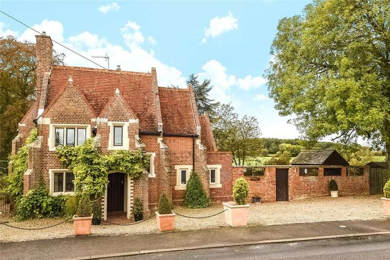 4 Bedrooms Detached House for sale in Elmswell Road, Great Ashfield, Bury St Edmunds, Suffolk, IP31