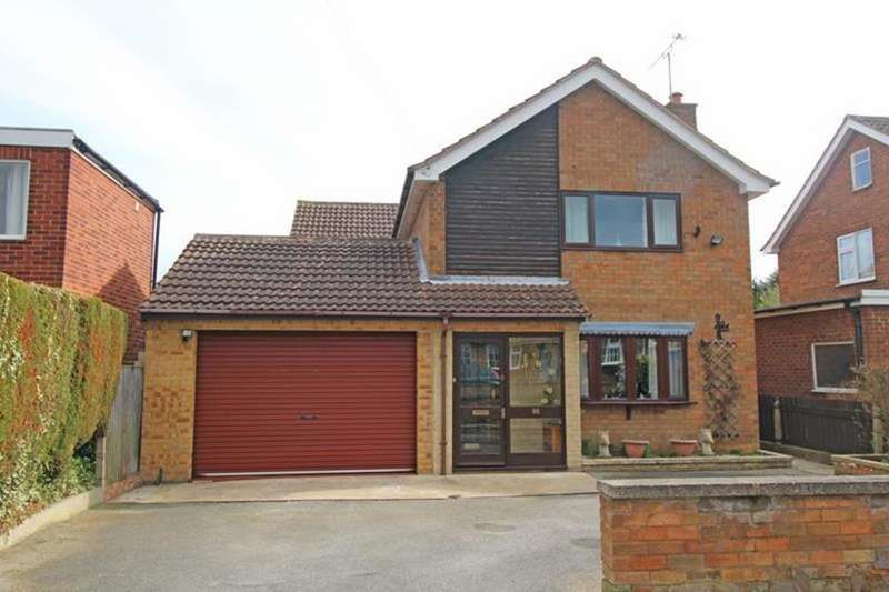 3 Bedrooms Detached House for sale in 95 Dunstan Crescent, Worksop