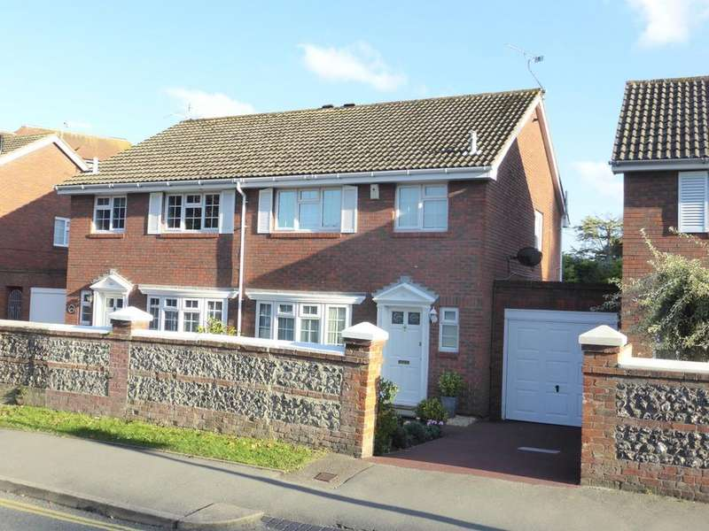3 Bedrooms Semi Detached House for sale in Meads Road, Eastbourne, BN20