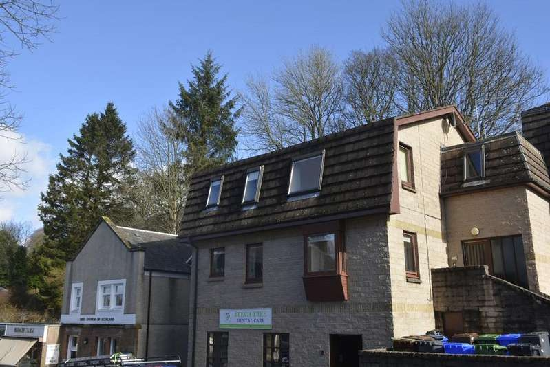 2 Bedrooms Flat for sale in Beech Court, Dunblane, Stirling, FK15 0LA