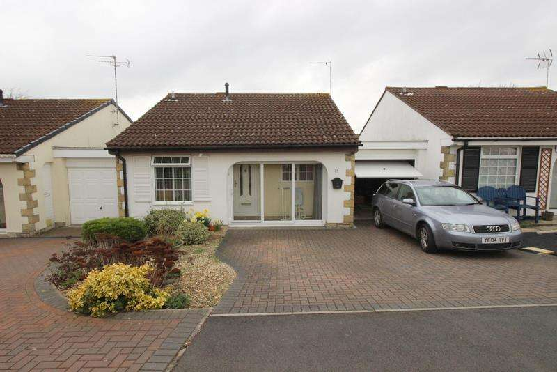 2 Bedrooms Bungalow for sale in Alnwick, Toothill, Swindon
