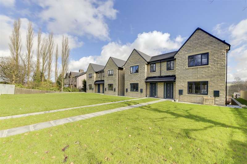 5 Bedrooms Semi Detached House for sale in Plot 1, Towneley View, Todmorden Road, Burnley