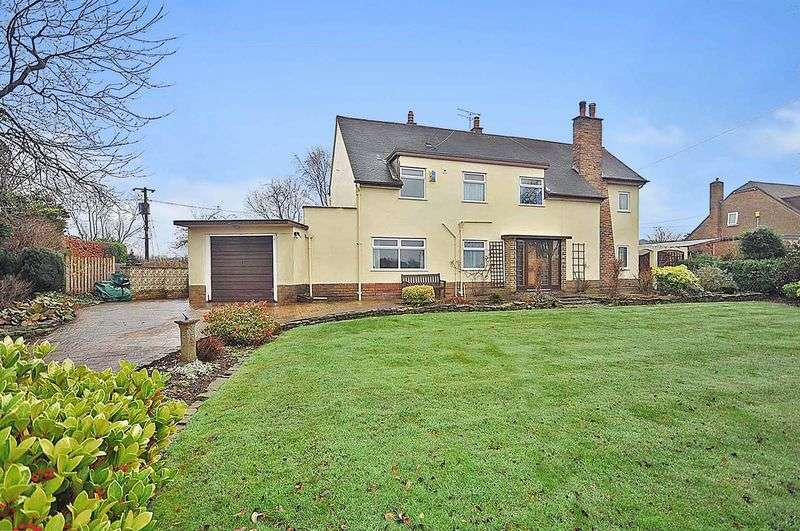 5 Bedrooms Detached House for sale in Delph Lane, Daresbury