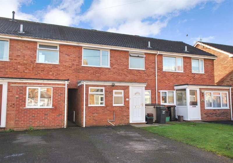 3 Bedrooms Terraced House for sale in Peter Street, Taunton