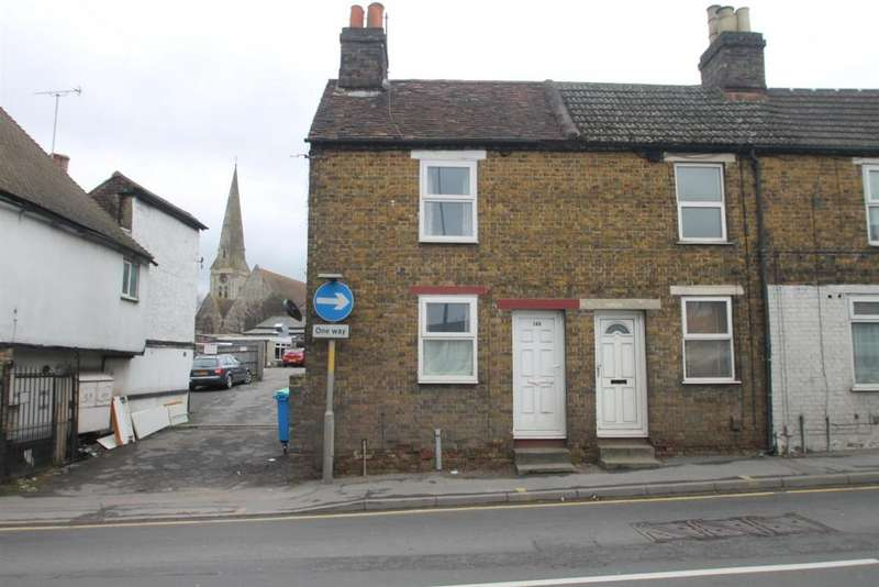 2 Bedrooms End Of Terrace House for sale in Upper Stone Street, Maidstone
