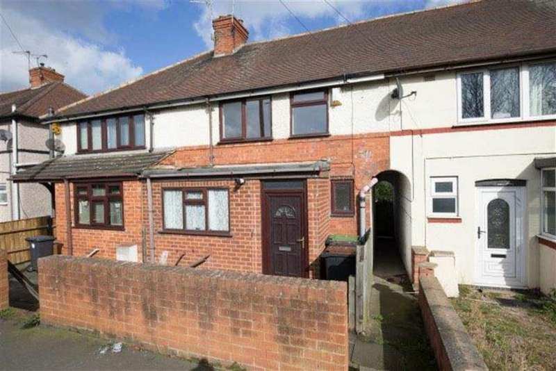 3 Bedrooms Terraced House for sale in College Street, Nuneaton, Warwickshire