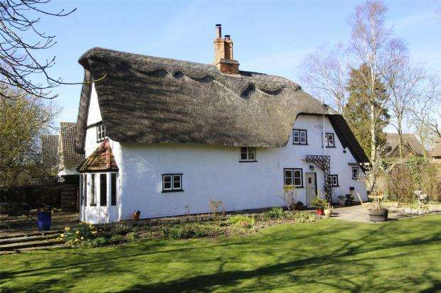 3 Bedrooms Detached House for sale in West Street, Great Gransden, Cambridgeshire