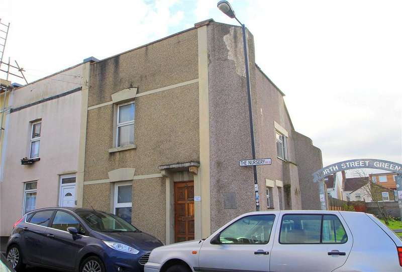 3 Bedrooms End Of Terrace House for sale in The Nursery, The Chessels, Bristol, BS3