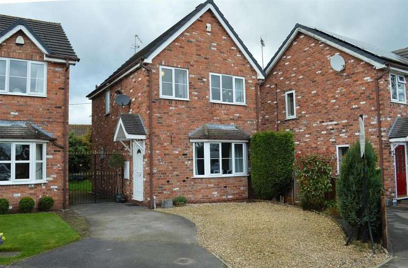 3 Bedrooms Detached House for sale in The Paddock, Hassall Green