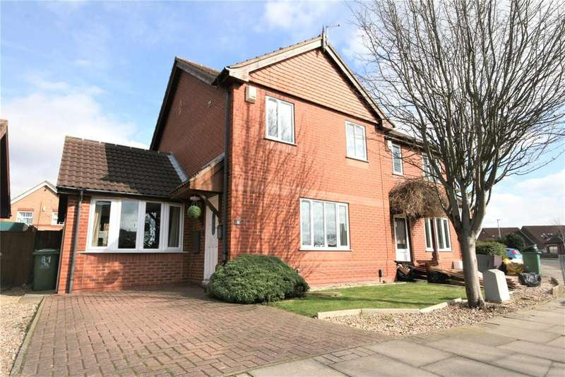 3 Bedrooms Semi Detached House for sale in Peterhouse Road, Grimsby, DN34