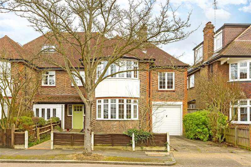 6 Bedrooms Semi Detached House for sale in Parkgate Gardens, London, SW14