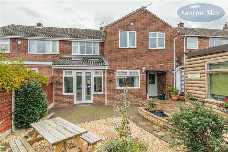 5 Bedrooms Semi Detached House for sale in Dove Road, Wombwell, Barnsley, South Yorkshire, S73