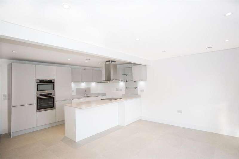 3 Bedrooms Terraced House for sale in 5 Orchard Heights, Furnace Lane, Horsmonden, Tonbridge, TN12