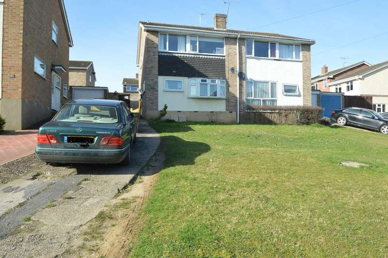 3 Bedrooms Semi Detached House for sale in Graysmead, Sible Hedingham, Halstead CO9