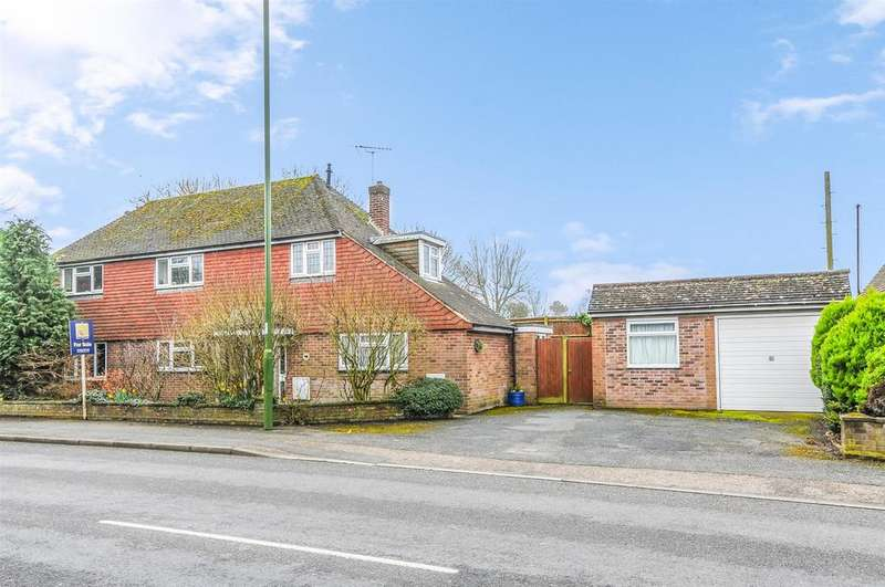 4 Bedrooms Detached House for sale in Barnham Road, Eastergate