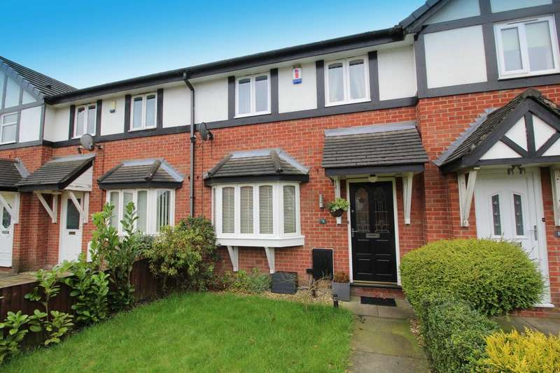 3 Bedrooms Mews House for sale in Lawrence Court, Wigan WN2