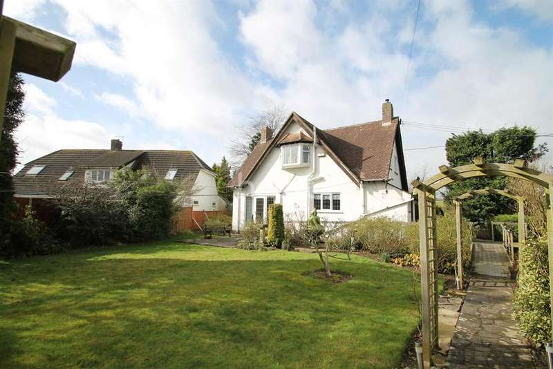 3 Bedrooms Detached House for sale in Two Elms